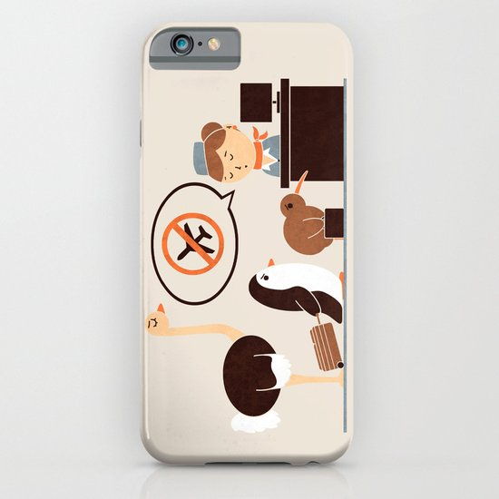 The No-Fly List iPhone & iPod Case