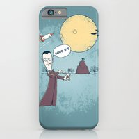 iPhone & iPod Case featuring Goodbye Werewolf by Jelot Wisang