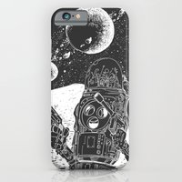 iPhone Cases featuring Duke of the Moon by Isaboa