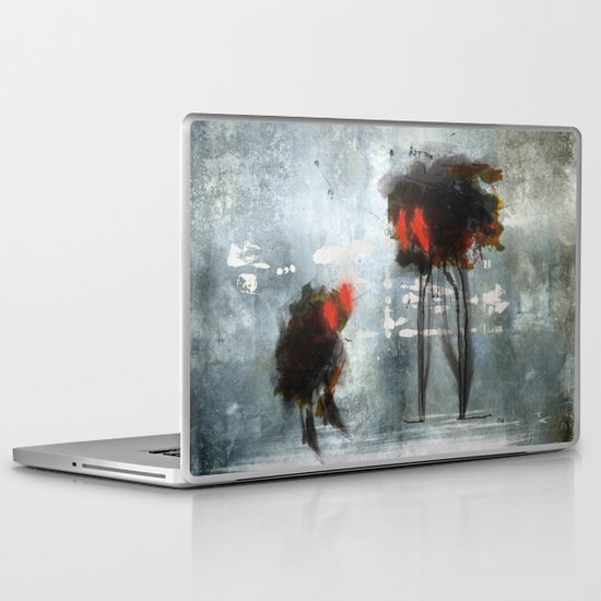 Let Me Tell You Where Monsters Come From, Son Laptop & iPad Skin
