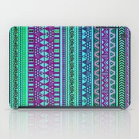 Inspired Aztec Pattern 4 iPad Case
