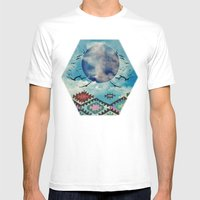 Rug'n Roll Mens Fitted Tee White SMALL