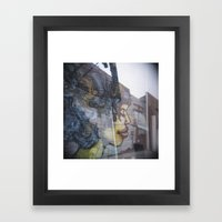Our Lady Peace (re-visited) Framed Art Print