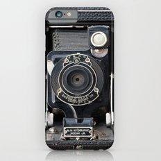 Vintage Autographic Kodak Jr. Camera iPhone 6 Slim Case