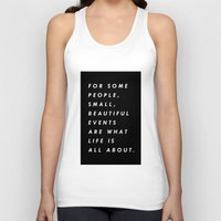 What Life Is All About - Doctor Who Unisex Tank Top