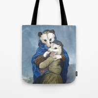 L'Opossums Tote Bag