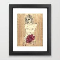 HOW DOES YOUR GARDEN GROW (Part 2) Framed Art Print