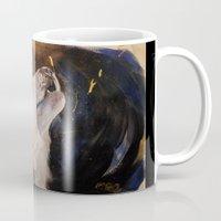 Howling Husky Mug