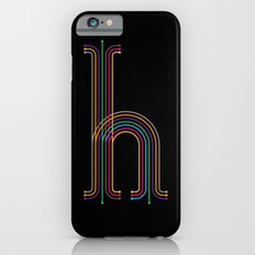 H like H iPhone 6 Slim Case