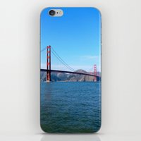 Golden Gate iPhone & iPod Skin