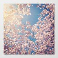 Blossom Series 1 Canvas Print