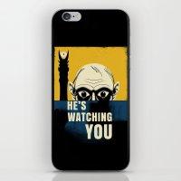 Watching You, Precious iPhone & iPod Skin
