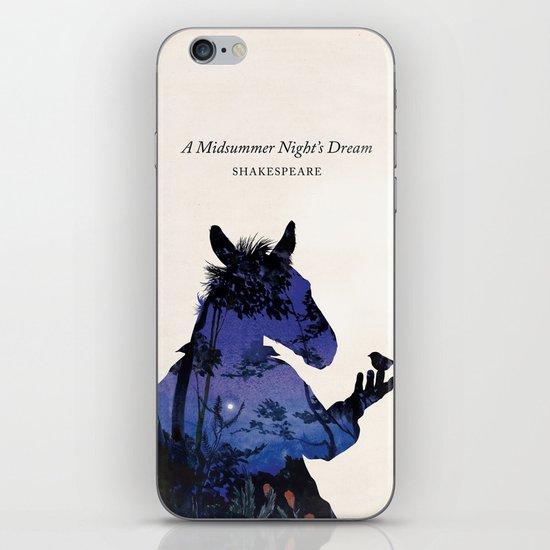 A Midsummer Night's Dream iPhone & iPod Skin