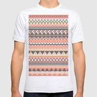 Bohemian  Mens Fitted Tee Ash Grey SMALL
