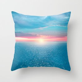 Throw Pillow - Pastel vibes 32 - Viviana Gonzalez
