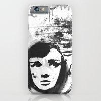 Audrey On A Stencil iPhone 6 Slim Case