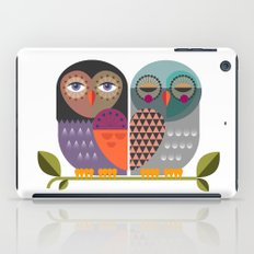 Two Owls iPad Case