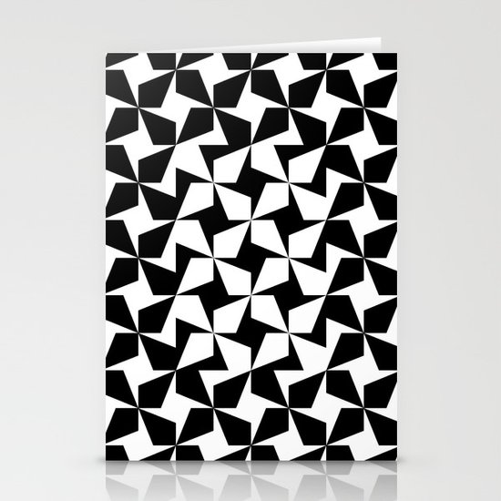 Tessellate No. 1 Stationery Card