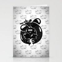 HugBall Stationery Cards