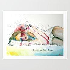Better Art Than Sorrow Art Print