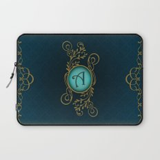 Letter A Laptop Sleeve
