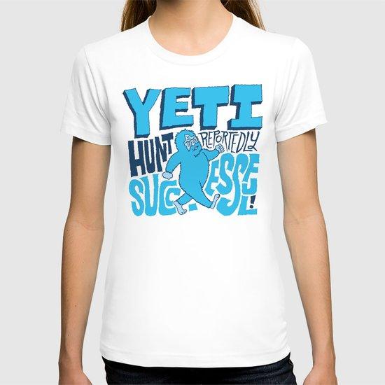 Successful Yeti Hunt T-shirt