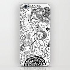 Geometric Stream iPhone & iPod Skin