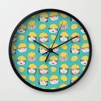 Pattern Project #10 /Lem… Wall Clock