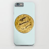 iPhone & iPod Case featuring Digestive by Rebecca Mcmillan
