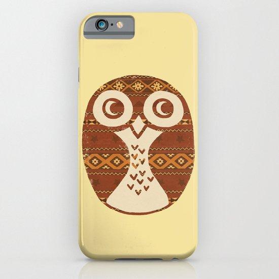 Navajo Owl  iPhone & iPod Case