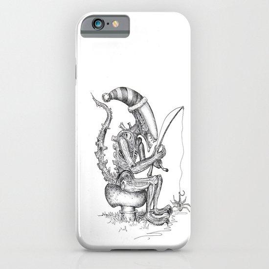 Alien gnome iPhone & iPod Case