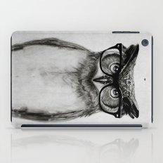 Mr. Owl iPad Case
