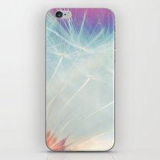 make a wish... iPhone & iPod Skin