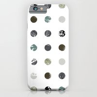 iPhone & iPod Case featuring Graphic_Dots by Anna Rosa