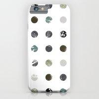 Graphic_Dots iPhone 6 Slim Case