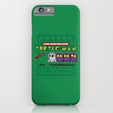 Hero in a Pac-Shell (Raph) iPhone 6 Slim Case