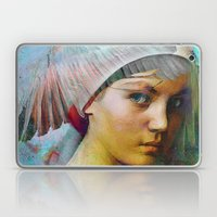 Memory of your look  Laptop & iPad Skin