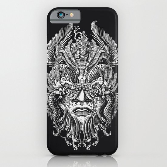 Queztalcoatl iPhone & iPod Case