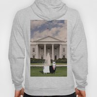 President O'Llama at The White House Hoody
