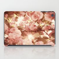 Cherry Blossom Sky iPad Case