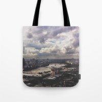 London Above Tote Bag
