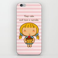 Keep Calm And Have A Cup… iPhone & iPod Skin