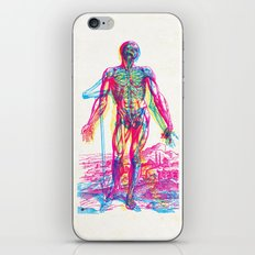 Andreae Vesalii RGB 2 iPhone & iPod Skin