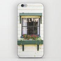The Green Window iPhone & iPod Skin