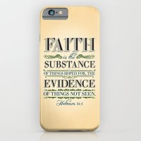 The Substance of Things Hoped for . . . iPhone 6 Slim Case