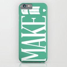 MAKE Slim Case iPhone 6s