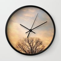 Tree Top Wall Clock