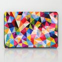 Space Shapes iPad Case