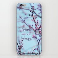 Spring Air iPhone & iPod Skin