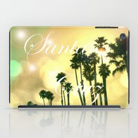 Santa Cruz - Blue  iPad Case